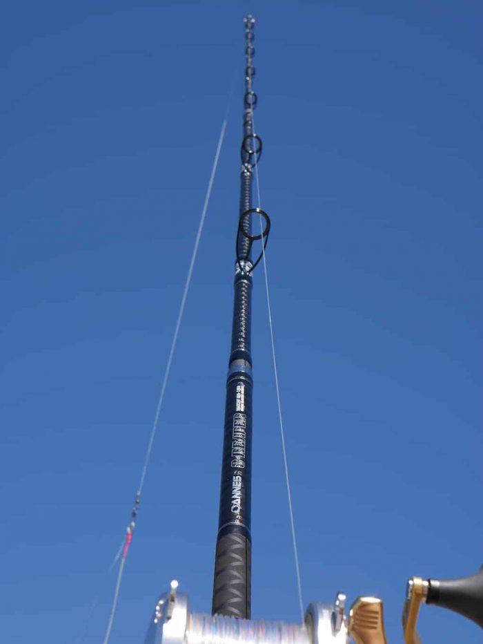 Oannes rods for drone fishing - G Reaper