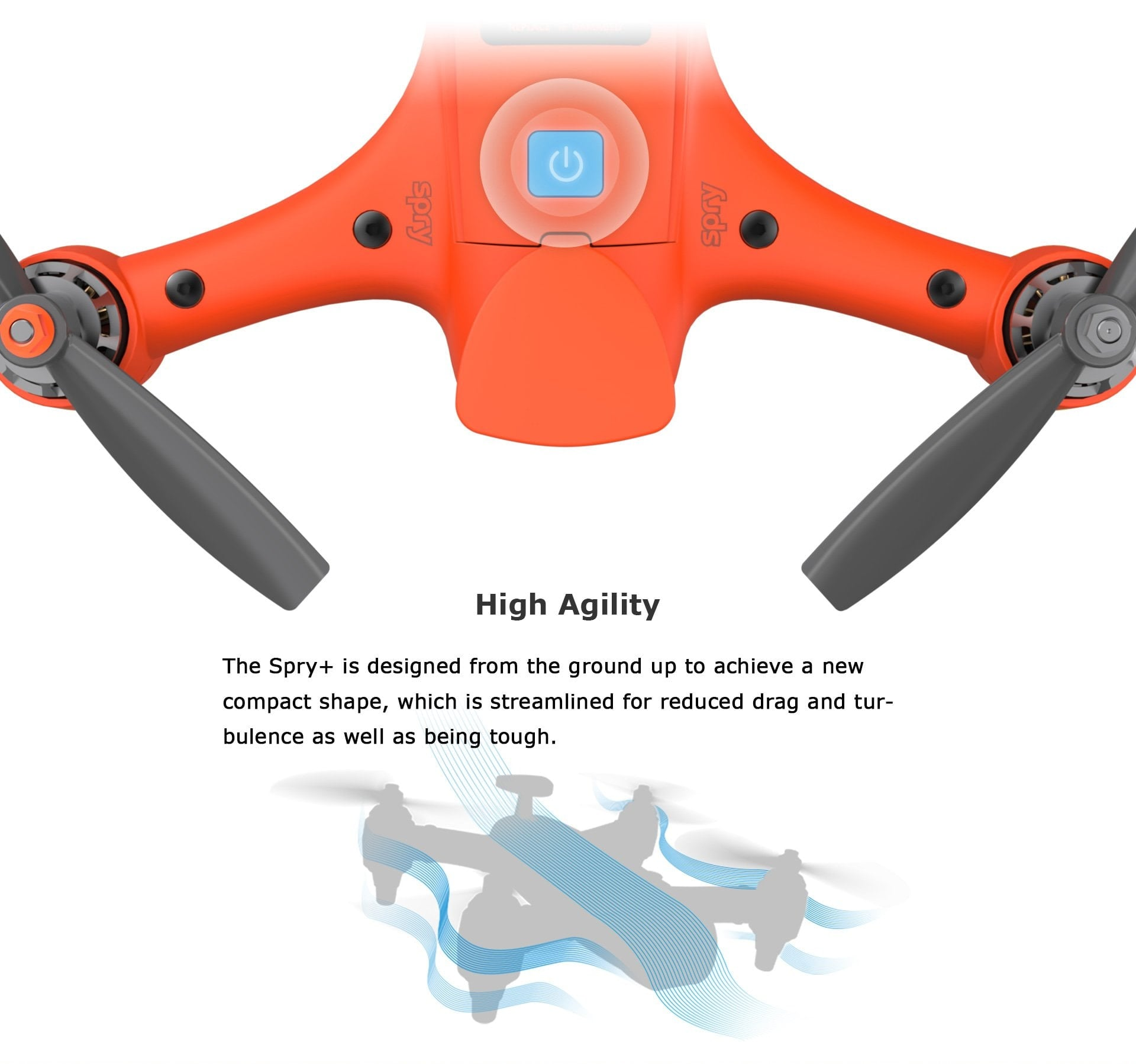 SwellPro - Spry+ Drone High Agility