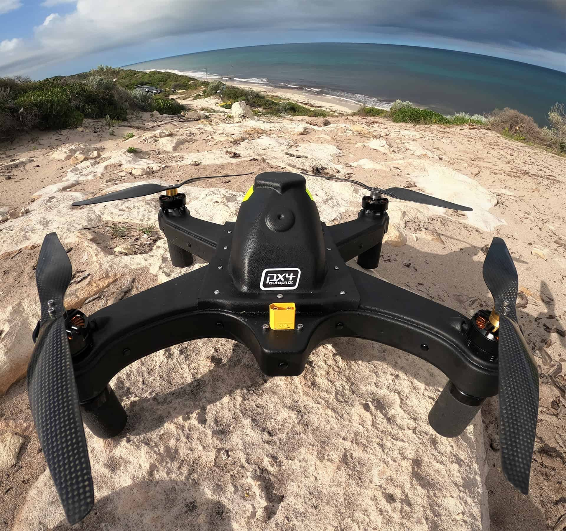 Cuta-Copter Waterproof Drone