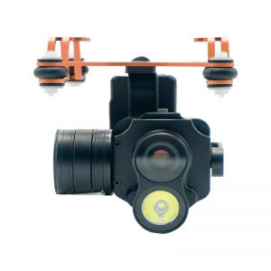 Swellpro GC2-S Waterproof 2-Axis Gimbal Night-vision Camera for SplashDrone 4