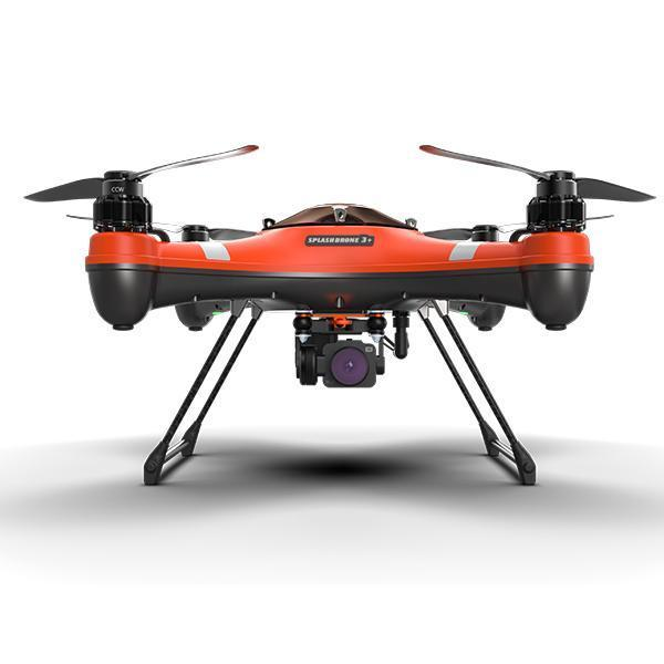 Ultimate Drone Fishing - SwellPro Payload with Tilt Gimbal and 4K Camera PL3