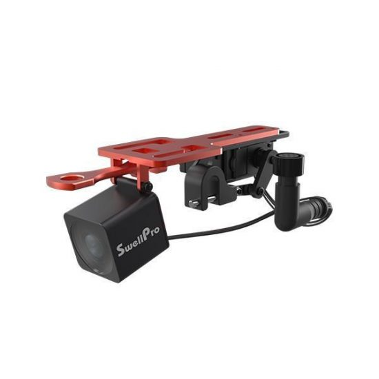 Ultimate Drone Fishing - SwellPro Waterproof Payload Release Mechanism with HD FPV Cam