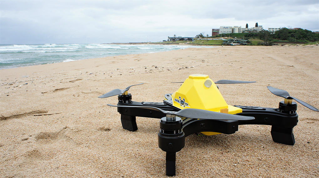Fishing Drone Maintenance