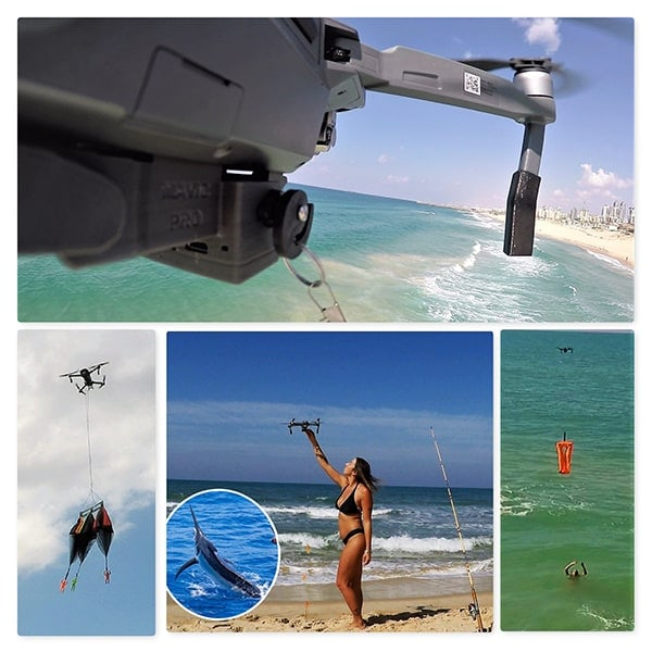Drone Sky Hook Release Drop Gen for DJI Mavic 1 Pro