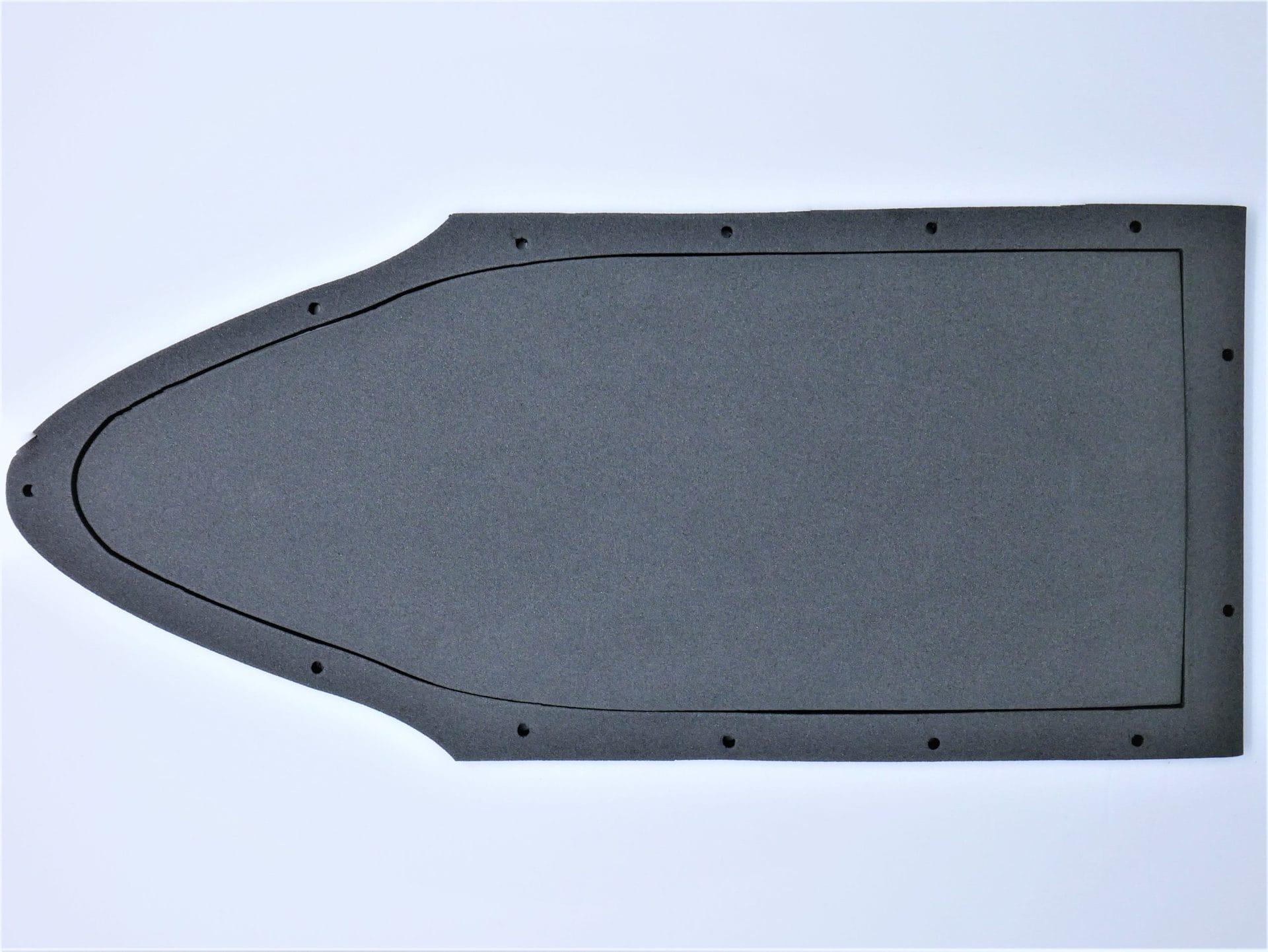 Cuta Copter EX-1 Canopy Seal