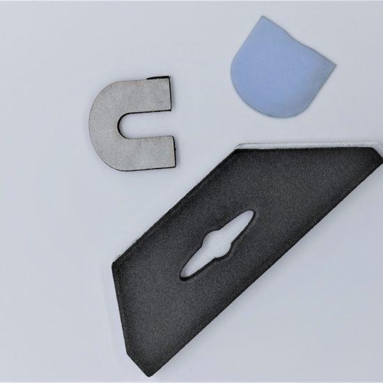 Cuta Copter EX1 Membrane Series 1