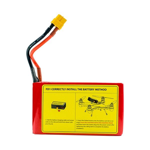 SwellPro Fisherman Drone battery