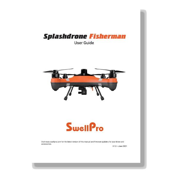 SwellPro Fisherman Manual
